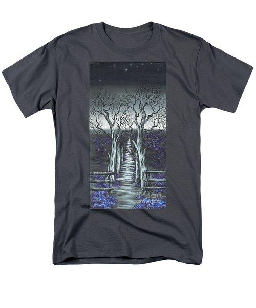 Follow The Stars Men's T-Shirt  (Regular Fit) by Kenneth Clarke