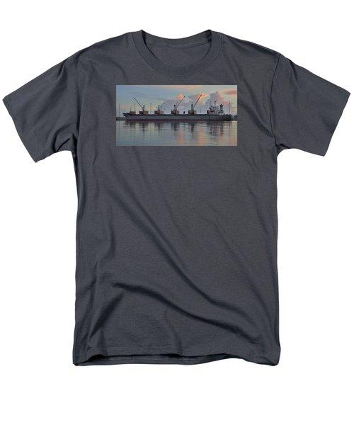 Force Ranger Loading At Dawn Men's T-Shirt  (Regular Fit) by Bradford Martin