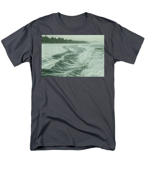 Forces Of The Ocean Men's T-Shirt  (Regular Fit) by Iris Greenwell