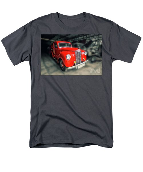 Men's T-Shirt  (Regular Fit) featuring the photograph Ford Prefect by Charuhas Images