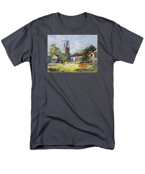 Forest Park Center - St. Louis Men's T-Shirt  (Regular Fit)
