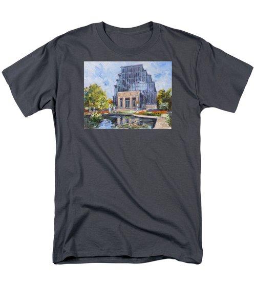 Forest Park - Jewel Box Saint Louis Men's T-Shirt  (Regular Fit) by Irek Szelag