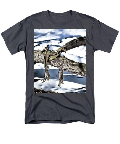 Forgotten Saddle Men's T-Shirt  (Regular Fit) by Nicki McManus