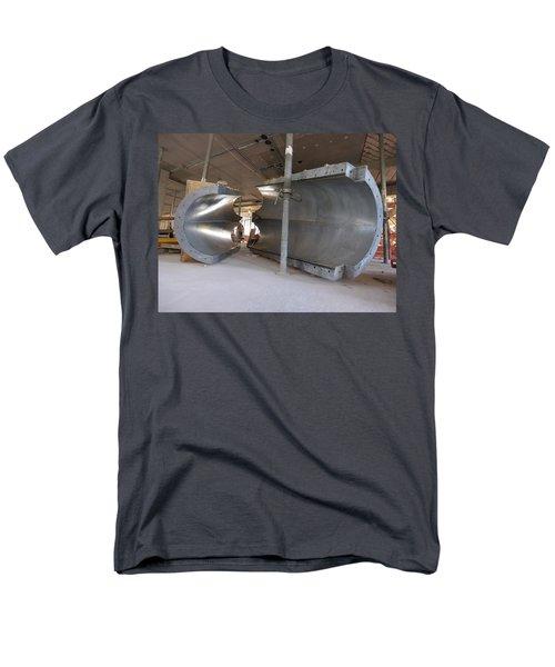 Formwork Men's T-Shirt  (Regular Fit) by Steve Sahm