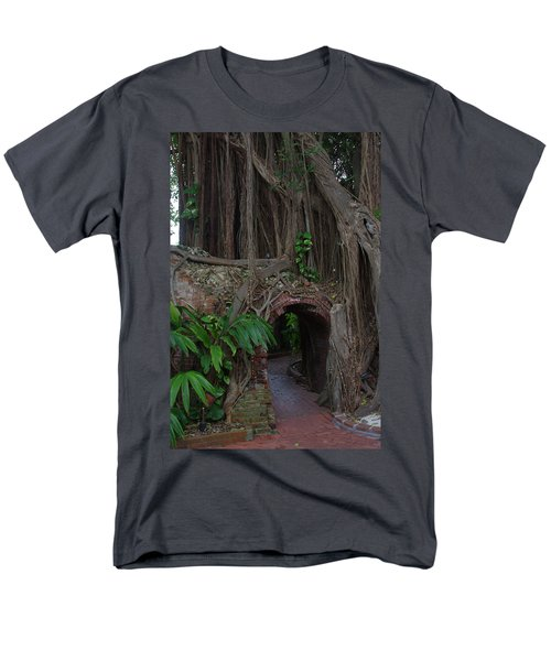 Men's T-Shirt  (Regular Fit) featuring the photograph Fort West Martello by Greg Graham