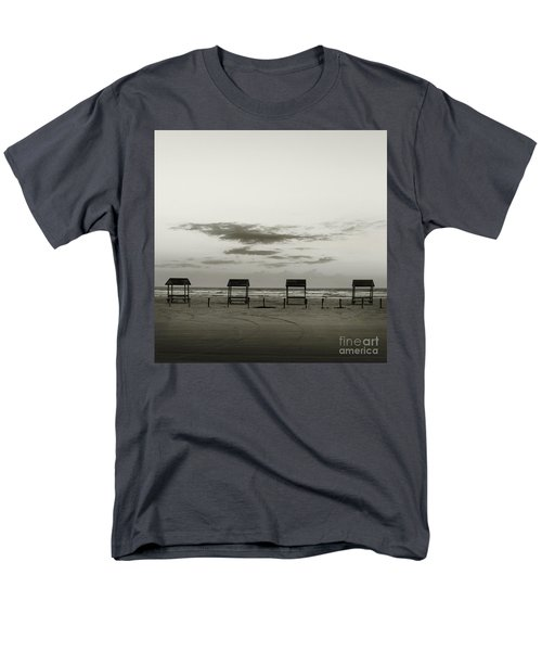 Four On The Beach Men's T-Shirt  (Regular Fit)