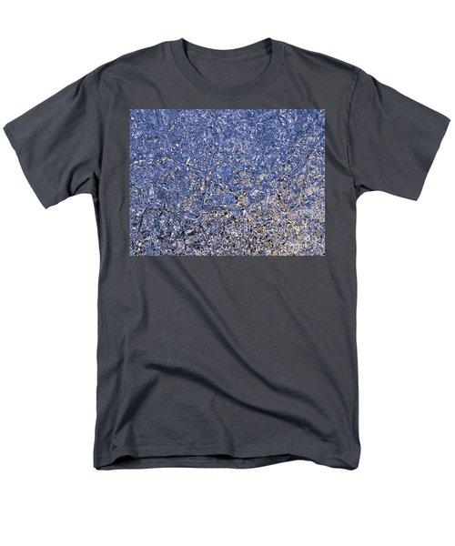 Fractions Of Sunset Men's T-Shirt  (Regular Fit) by Nina Ficur Feenan