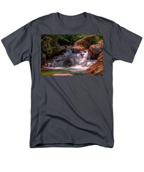 Franconia Notch 2 Men's T-Shirt  (Regular Fit) by Sherman Perry