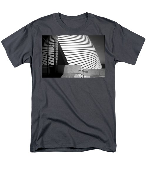 Men's T-Shirt  (Regular Fit) featuring the photograph Fremantle Maritime Museum by Serene Maisey