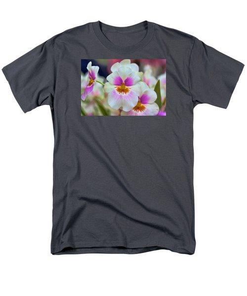 Friday Flowers Men's T-Shirt  (Regular Fit) by Nadia Sanowar