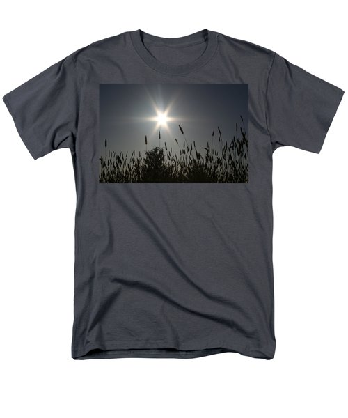 Men's T-Shirt  (Regular Fit) featuring the photograph From Where I Sit by Holly Ethan