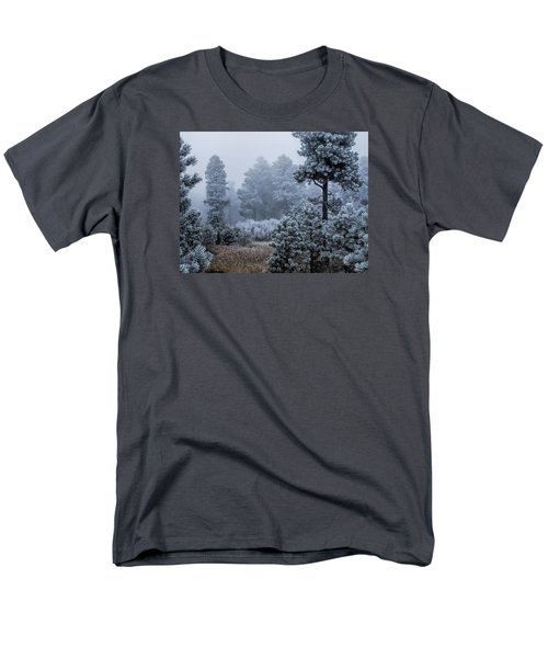 Frosted Men's T-Shirt  (Regular Fit) by Alana Thrower
