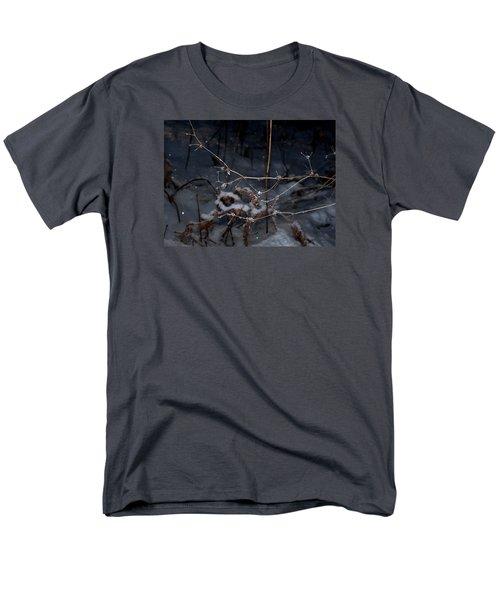 Frozen Rain Men's T-Shirt  (Regular Fit) by Annette Berglund