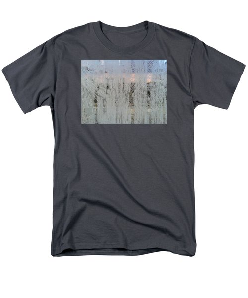 Frozen Window Men's T-Shirt  (Regular Fit) by Ernst Dittmar