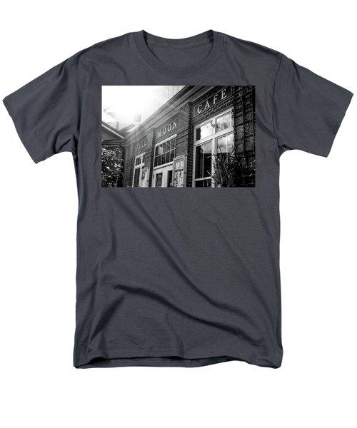 Full Moon Cafe Men's T-Shirt  (Regular Fit) by David Sutton