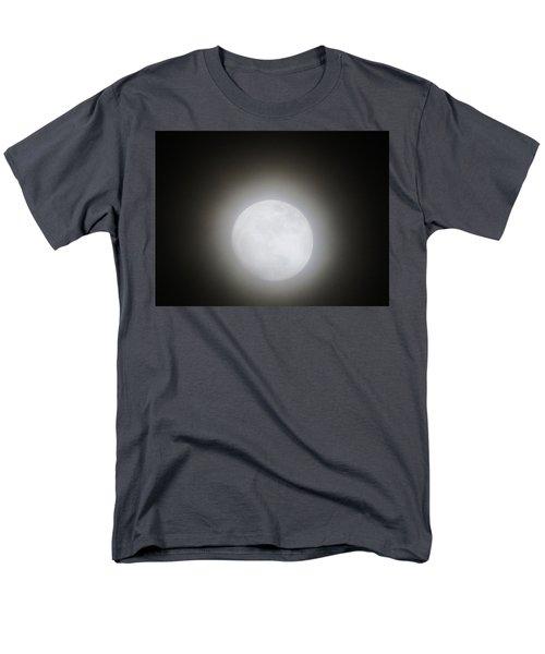 Full Moon Ring Men's T-Shirt  (Regular Fit) by Kathy Long
