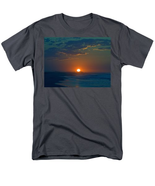 Men's T-Shirt  (Regular Fit) featuring the photograph Full Sun Up by  Newwwman