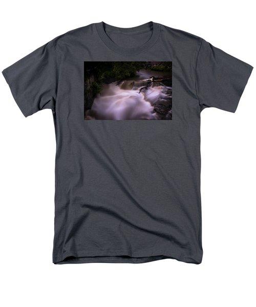 Men's T-Shirt  (Regular Fit) featuring the photograph Full Whetstone by Tom Singleton