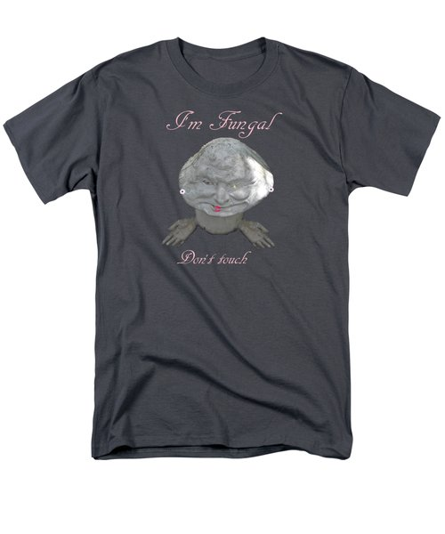 Fungal Men's T-Shirt  (Regular Fit) by David and Lynn Keller