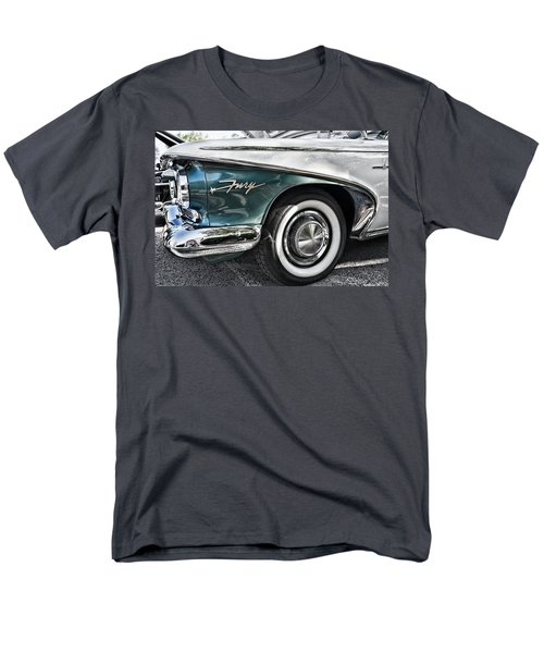Fury In Blue Men's T-Shirt  (Regular Fit)