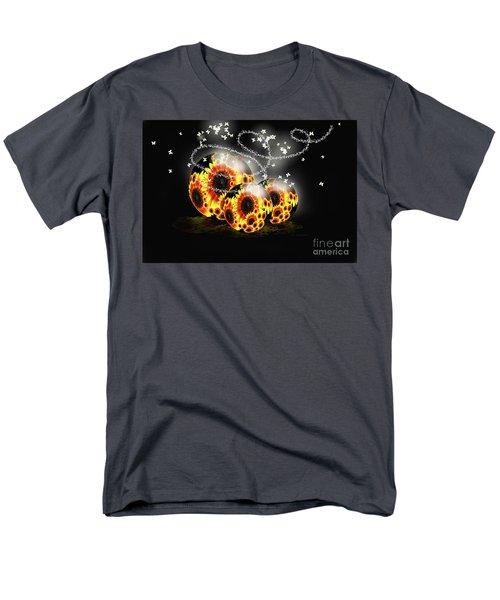 Garden Beginnings Men's T-Shirt  (Regular Fit) by Cathy  Beharriell