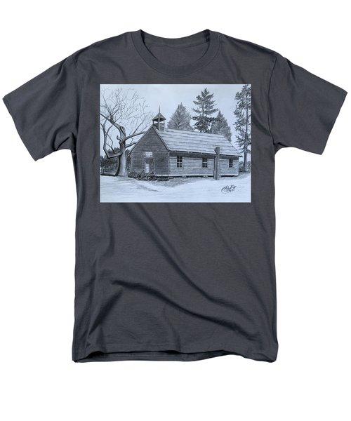 Garden Creek Baptist Church  Men's T-Shirt  (Regular Fit)