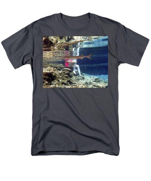Garfish Men's T-Shirt  (Regular Fit)