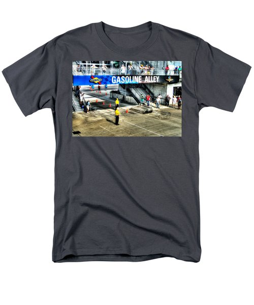 Gasoline Alley Men's T-Shirt  (Regular Fit) by Josh Williams