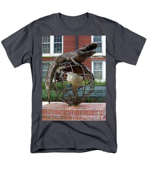 Gator Ubiquity Men's T-Shirt  (Regular Fit) by D Hackett