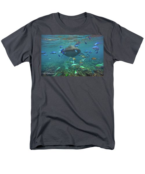 Gentle Giant Men's T-Shirt  (Regular Fit) by Tim Fitzharris