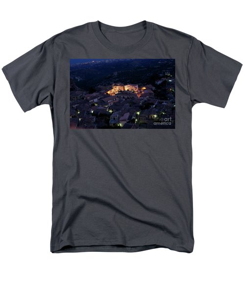 Men's T-Shirt  (Regular Fit) featuring the photograph Gerace by Bruno Spagnolo