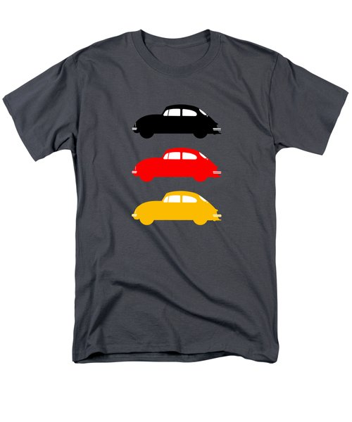 German Icon - Vw Beetle Men's T-Shirt  (Regular Fit)