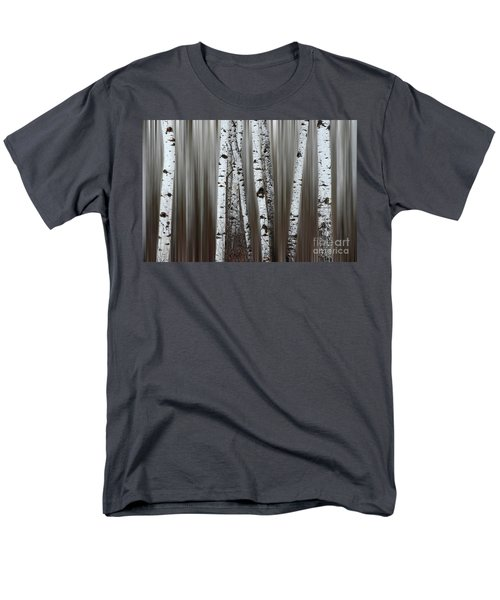 Ghost Forest 1 Men's T-Shirt  (Regular Fit) by Bob Christopher