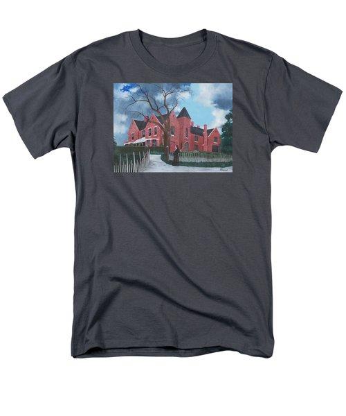 Ghostly Nun Of Borley Rectory Men's T-Shirt  (Regular Fit)