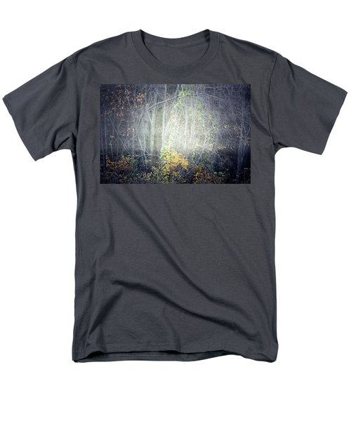 Men's T-Shirt  (Regular Fit) featuring the photograph Ghosts Of The Forest 2 by Tara Turner