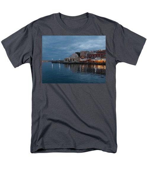 Giali Tzamissi  Men's T-Shirt  (Regular Fit) by Jouko Lehto
