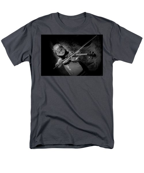 Gilrs And  Music Men's T-Shirt  (Regular Fit) by Kevin Cable