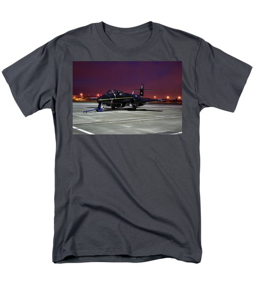 Men's T-Shirt  (Regular Fit) featuring the photograph Gloster Meteor T7 by Tim Beach