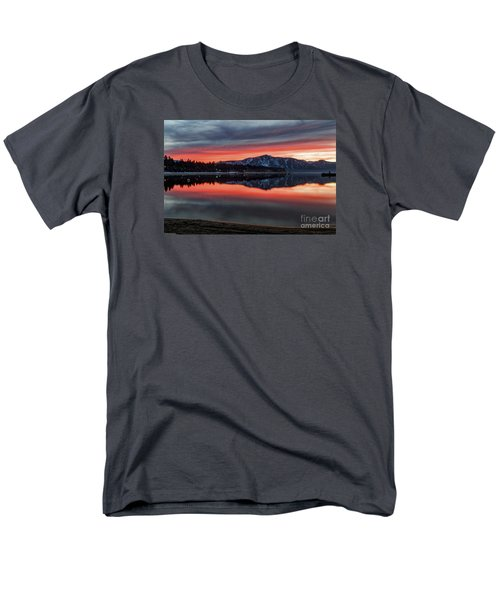 Glow Men's T-Shirt  (Regular Fit) by Mitch Shindelbower