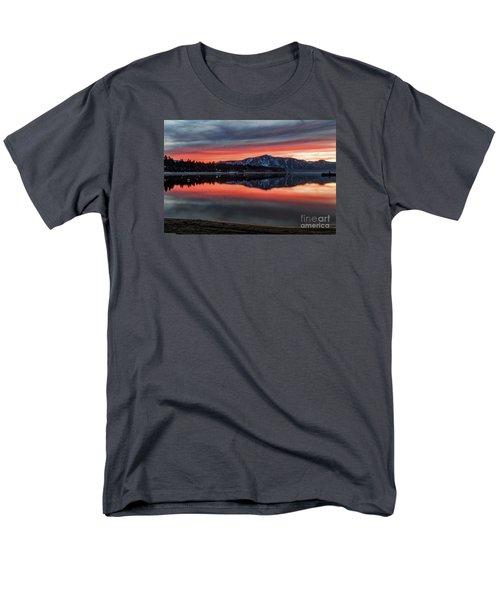 Glow Men's T-Shirt  (Regular Fit)