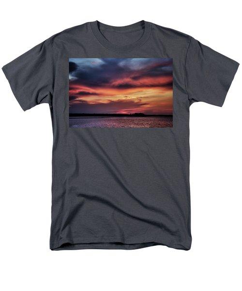 God's Paintbrush Men's T-Shirt  (Regular Fit) by Phil Mancuso