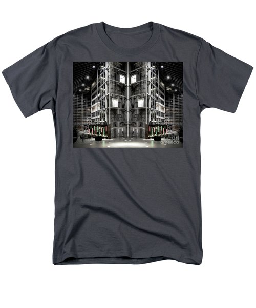 Going Up Men's T-Shirt  (Regular Fit) by Brian Jones