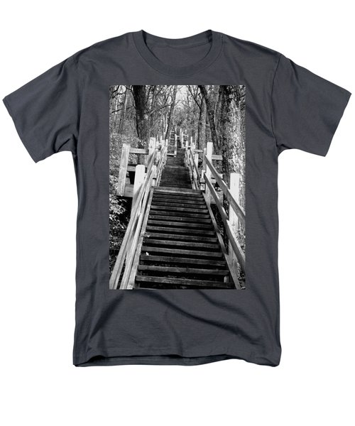 Going Up Men's T-Shirt  (Regular Fit) by Jamie Lynn
