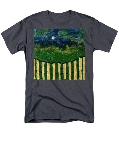 Golden Evening Men's T-Shirt  (Regular Fit) by Donna Blackhall