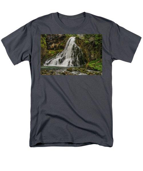 Golling Falls Men's T-Shirt  (Regular Fit)