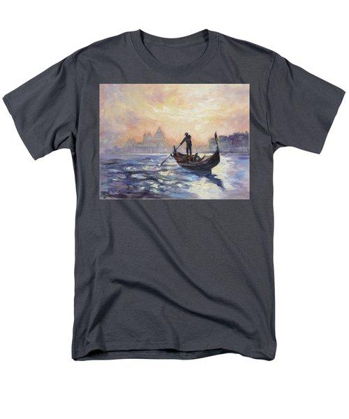Gondolier Men's T-Shirt  (Regular Fit)