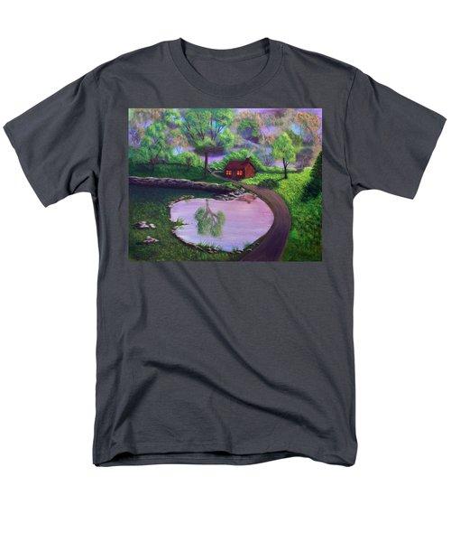 Good Spring Morning Men's T-Shirt  (Regular Fit)