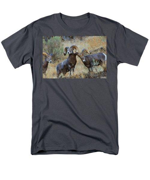 Got An Itch... Men's T-Shirt  (Regular Fit) by Steve Warnstaff