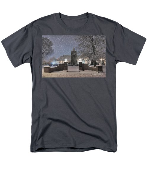 Graham Presbyterian Church Men's T-Shirt  (Regular Fit) by Benanne Stiens