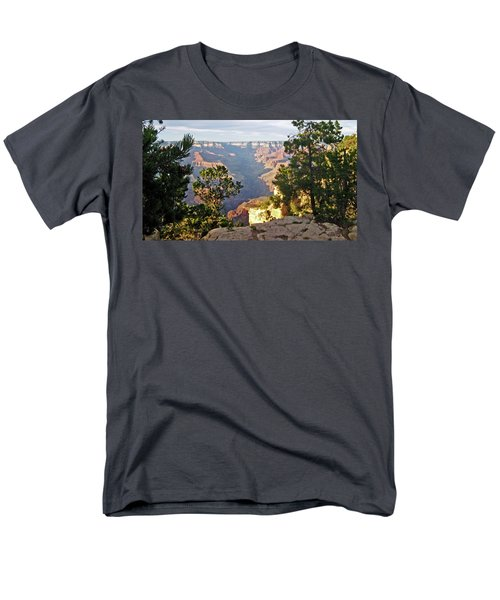 Grand Canyon No. 1 Men's T-Shirt  (Regular Fit) by Sandy Taylor